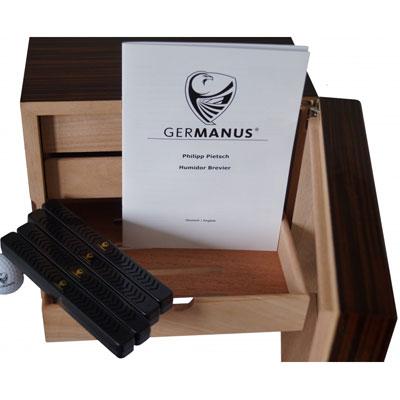 Germanus Dravus II Detalle